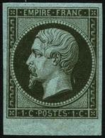 ** N°11a 1c Bronze - TB - 1853-1860 Napoleon III