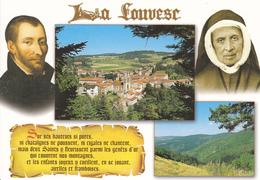 07 LA LOUVESC / MULTIVUES - PETIT TEXTE EXPLICATIF - La Louvesc