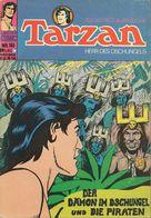 Tarzan Herr Des Dschungels N° 165 - En Allemand - 1974 - Williams Verlag GmbH - TBE - Livres, BD, Revues