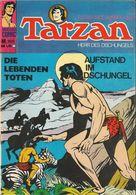 Tarzan Herr Des Dschungels N° 166 - En Allemand - 1974 - Williams Verlag GmbH - TBE - Livres, BD, Revues