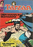 Tarzan Herr Des Dschungels N° 167 - En Allemand - 1974 - Williams Verlag GmbH - TBE - Livres, BD, Revues