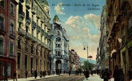 GRANADA CALLE DE LOS REYES CATOLICOS - Granada