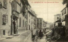 GRANADA CARRERA DEL RIO DAURO. - Granada