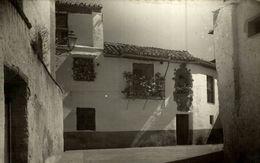 GRANADA - BARRIO DEL ALBAICIN. PLACETA DEL CONDE. - Granada