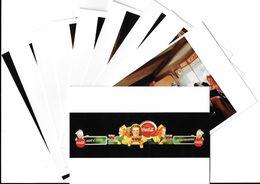Publicité Lot N°5 De 10 Cartes-COCA-COLA ART Ou PUBLICITE Rétrospective 20/12/95-27/2/96 CARROUSEL Du LOUVRE *PRIX FIXE - Publicité