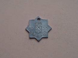 Belasting Op HONDEN BRABANT 1953 - 079441 / Belgique - België ( TOKEN For Dog / Chien TAX / For Detail, Zie Photo ) ! - Unclassified