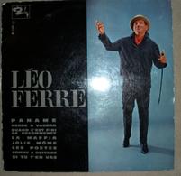 LEO FERRE ET LES  ORCHESTRES - Compilations