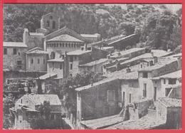 CPM-34- SAINT-GUILHEM LE DESERT -Eglise Maisons Anciennes - INÉDIT - * Cf. 2 SCANNS - Autres Communes