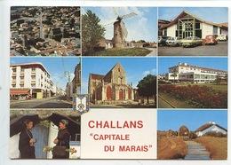 Challans : Capitale Du Marais (multivues N°107) - Challans