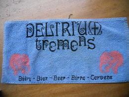 Tapis De Bar - Biere DELIRIUM TREMENS - Sous-bocks