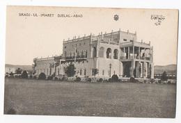 AFGHANISTAN  DJELAL-ABAD  Palais - Afghanistan