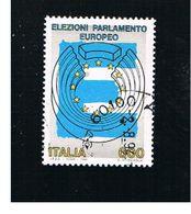 ITALIA REPUBBLICA  - UNIF. 2150  -   1994 ELEZIONI EUROPEE   -            USATO - 6. 1946-.. Repubblica
