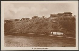 Royal Garrison Artillery Barracks, Aden, C.1920s - Pallonjee Dinshaw & Co RP Postcard - Yemen