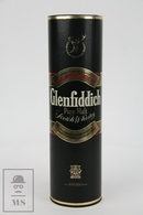 Empty Glenfiddich Pure Malt Scotch Whisky Special Old Reserve Presentation Box - Otros