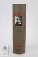 Empty Aberlour Glenlivet Highland Malt Scotch Whisky 12 Years Presentation Box - Otros