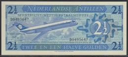Netherlands Antilles 2.5 Gulden 08.09.1970 UNC - Netherlands Antilles (...-1986)