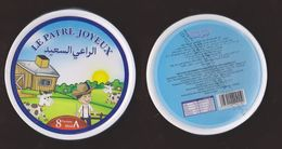 AC - LE PATRE JOYEUX TRIANGLE TRIANGULAR CREAM CHEESE EMPTY BOX - Cheese