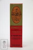 Empty Tomatin Fine Highland Malt Scotch Whisky 5 Years Old Presentation Box - Otros