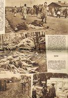 Patriote Illustre 1945 Quelques Pages Sur Les Camps De Concentration - 1939-45