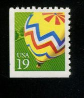 518940984 USA 1991 ** MNH SCOTT 2530 BALLOON LINKS EN ONDER ONGETAND - United States
