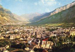 Saint Jean De Maurienne Vue Generale Et La Vallee De L Arc 1968 (LOT SA) - Saint Jean De Maurienne