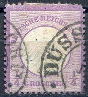 LOTE 1607 ///  (C075)  ALEMANIA IMPERIO   YVERT Nº: 1    CATALOG/COTE: 120€   ¡¡¡¡ LIQUIDATION !!!! - Usados