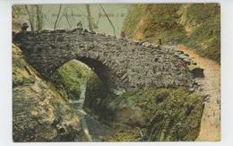 ROYAUME UNI - ENGLAND - ISLE OF WIGHT - SHANKLIN I.W. - The Bridge - Angleterre