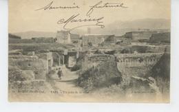 AFRIQUE - MAROC ORIENTAL - TAZA - Un Coin De La Ville - Edit. GEISER à ALGER - Marokko