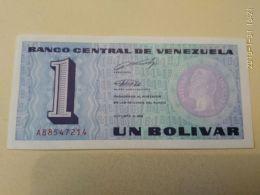 1 Bolivar 1989 - Venezuela