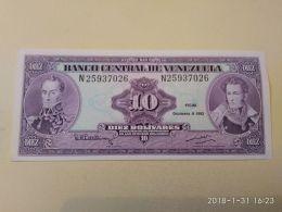 10 Bolivares 1992 - Venezuela