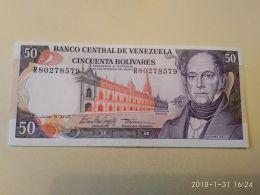50 Bolivares 1995 - Venezuela