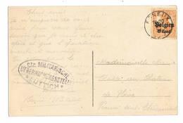 Postwaardestuk - German Occupation