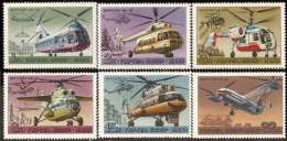 RUSSIE - Hélicoptères - Helicopters