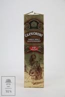 Empty Vintage Glenordie Single Malt Scotch Whisky 12 Years Old Presentation Box - Otros