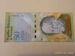 50 Bolivares 2007 - Venezuela