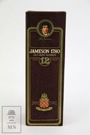 Empty Jameson 1780 Old Irish Whiskey Limited Edition Presentation Box - Otras Colecciones