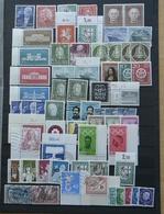 BRD/Berlin  Briefmarken Lott **/o/* Siehe Scan - Francobolli