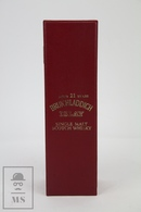 Empty Bruichladdich 21 Year Old Islay Single Malt Scotch Whisky Presentation Box - Otras Colecciones