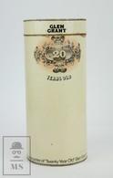 Empty Old Glen Grant 20 Years Old Pure Malt Scotch Whisky Presentation Box - Otras Colecciones