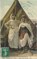 Scènes Et Types - Types D'Arabes Du Sud - Algerien