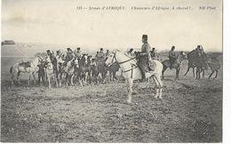 Armée D'Afrique - Chasseurs D'Afrique - A Cheval ! - Algerien