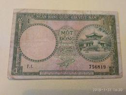 5 Dong 1956 - Vietnam