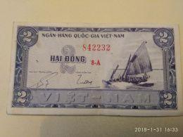2 Dong 1955 - Vietnam
