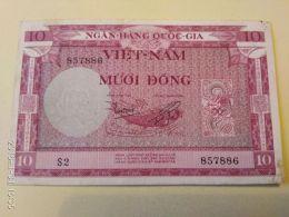 10 Dong 1955 - Vietnam