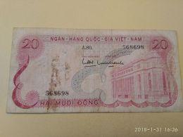 20 Dong 1969 - Vietnam