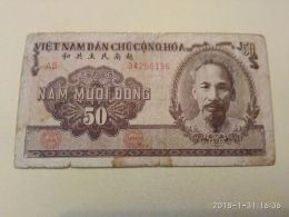 50 Dong 1951 - Vietnam