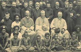 Pays Div-ref L287- Papouasie - Nouvelle Guinée -yule - Jubilé Episcopal De Monseigneur De Boismenu  - - Papua Nuova Guinea