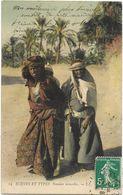 Scènes Et Types - Femmes Nomades - Algerien