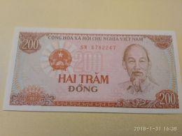200 Dong 1987 - Vietnam