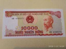 10000 Dong 1993 - Vietnam